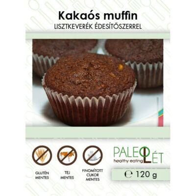 Paleolét kakaós muffin liszkeverék