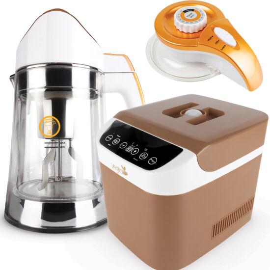 Glass Gold & Brown Csomag Plus