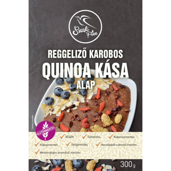 Szafi Free Karobos Quinoa Kása