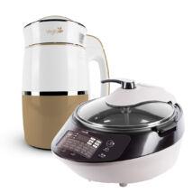 Rainbow Capuccino Növényi italkészítő gép, 1.8 L & Smart Chef csomag