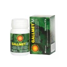 GALLMET-M * 60 db epesav és gyógynövény kapszula
