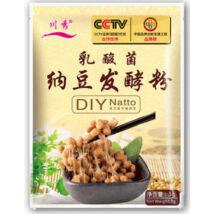 DYI Baktérium kultúra natto készítéséhez