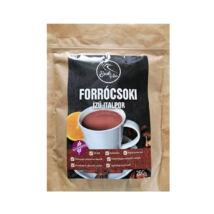 Szafi Free Forrócsoki ízű italpor (gluténmentes, tejmentes, hozzáadott cukortól mentes) 250g