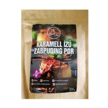 Szafi karamell ízű zabpuding por