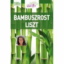 Szafi Reform Bambuszrost liszt (gluténmentes, paleo, vegán) 150g