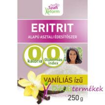 Szafi Reform vaníliás ízű eritrit 250g