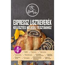 Szafi Free Expressz lisztkeverék kelesztés nélküli tésztákhoz (gluténmentes, tejmentes, tojásmentes, szójamentes, vegán) 1000g