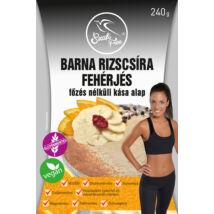 Szaf Free Barna rizscsíra fehérjés főzés nélküli kása alap