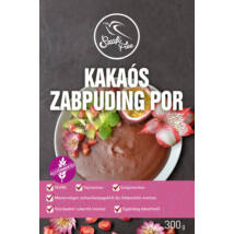 Szafi free Kakaós Zabpuding por (gluténmentes, tejmentes, tojásmentes, szójamentes) 300g