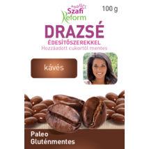 Szafi Reform Kávés drazsé 100 g