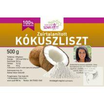 Szafi Reform csökkentett zsírtartalmú kókusztliszt (gluténmentes) 500g