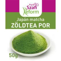 Szafi Reform Japán Matcha zöldtea por 50g