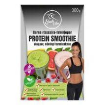Szafi Free barna rizscsíra protein smoothie