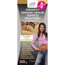 Szafi Reform csökkentett szénhidrát-tartalmú kenyér és péksütemény lisztkeverék 500g