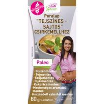 Szafi Reform Poralap Tejszínes sajtos csirkemellhez (gluténmentes) 80 g