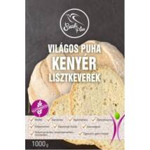 Szafi Free világos PUHA kenyér lisztkeverék (gluténmentes, tejmentes, tojásmentes, élesztőmentes) 1000g