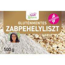 Szafi Reform Gluténmentes Zabpehelyliszt/Zabliszt 500g