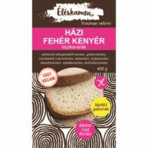 Házi fehér kenyér lisztkeverék (gluténmentes)
