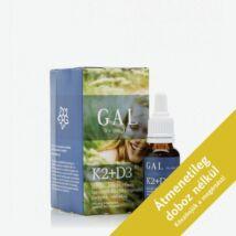Gal K2-D3 vitamin, 500 mcg+ K-komplex + 4000 NE D3 x 60 adag