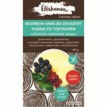 Bourbon vaníliás desszert puding és tortakrém alappor 60 g