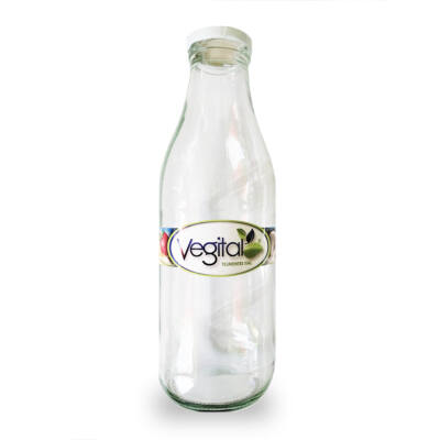 Tejes üveg