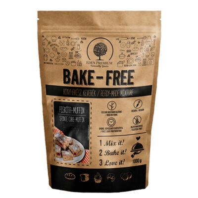Bake-Free muffin-piskóta lisztkeverék 1000 g