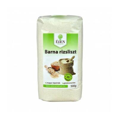 Éden Prémium Barna rizsliszt 500 g