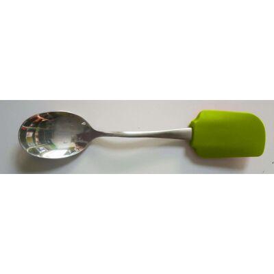 Zöld spatula