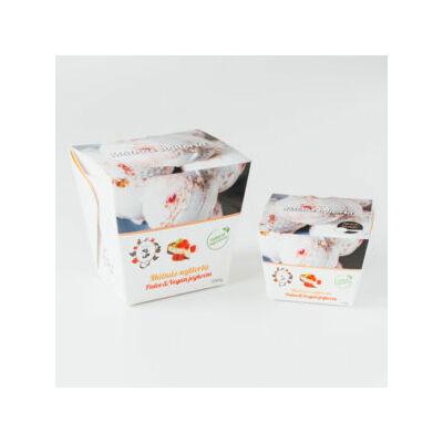 Málnás sajttorta jégkrém 120 g