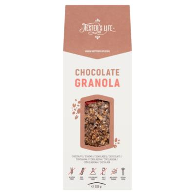 Csokis granola