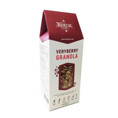 Ribizlis granola
