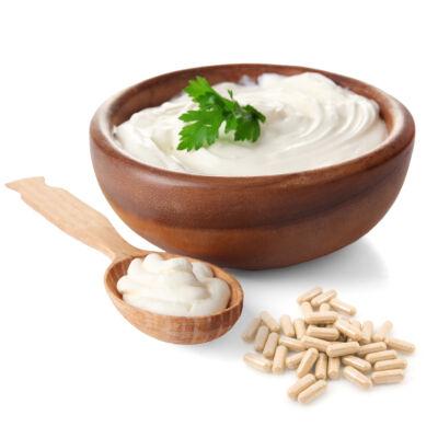 Mezofil kultúra tejföl készítéséhez (10 db-os kiszerelés)