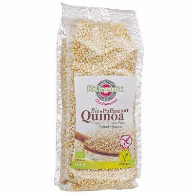 Quinoa, puffasztott, bio 100g
