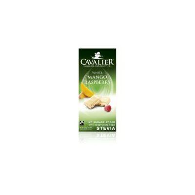 Cavalier táblás fehércsoki mangó-málna 85g