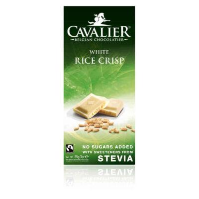 Cavalier táblás fehércsoki rizzsel 85g