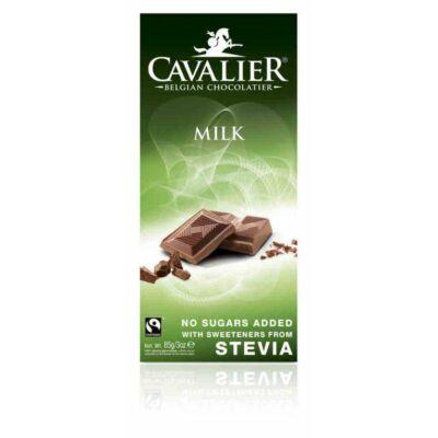 Cavalier táblás tejcsoki 85g