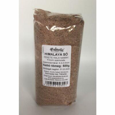 Fekete himalaya só finom szemcsés 500 g