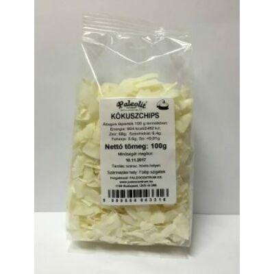 Kókusz chips 100 g paleolit