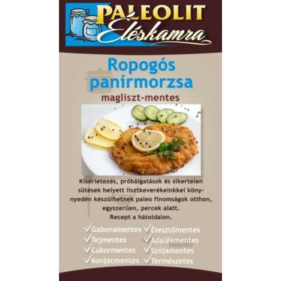 Paleolit éléskamra ropogós panírmorzsa