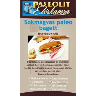 Paleo sokmagvas bagett listkeverék