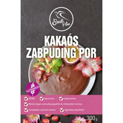 Szafi Free Kakaós Zabpuding por