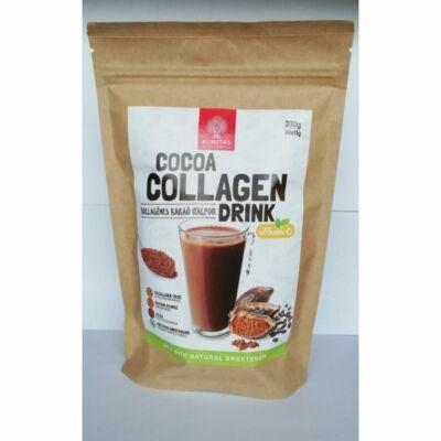 Almitas Kollagénes kakaós italpor 330 g