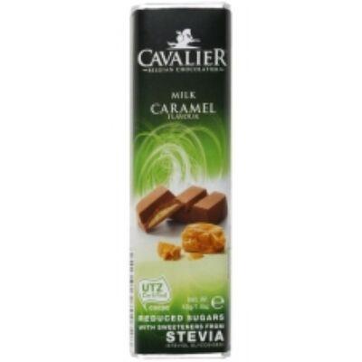 Cavalier karamellkrémmel töltött tejcsoki 40g