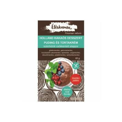 Holland kakaós desszert puding és tortakrém alappor 60 g