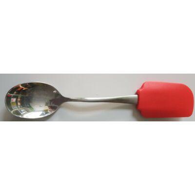 Kanalas spatula piros