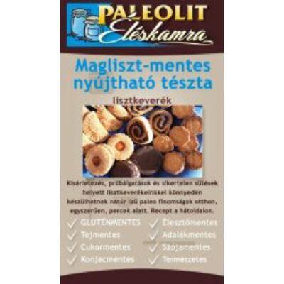 Magliszt-mentes Nyújtható tészta alapliszt (édesítés mentes) 185g