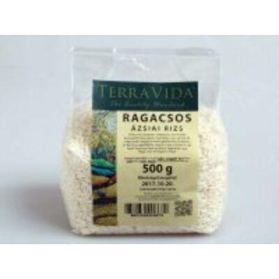 Ragacsos ázsiai rizs 500 g