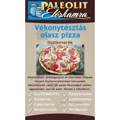 Vékonytésztás Olasz Pizza Lisztkeverék 180g