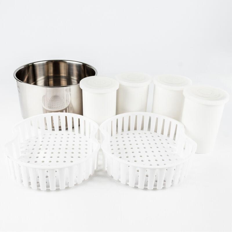 Fermenter White - Hűtővel ellátott multifunkcionális fermentáló készülék