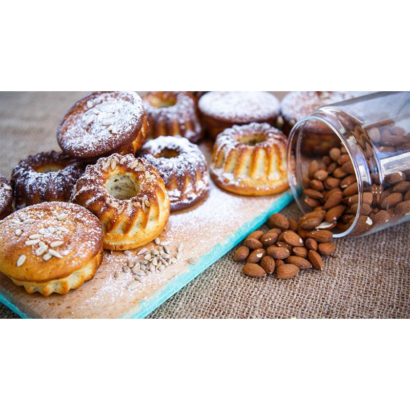 Bake-Free piskóta-muffin lisztkeverék 1000 g